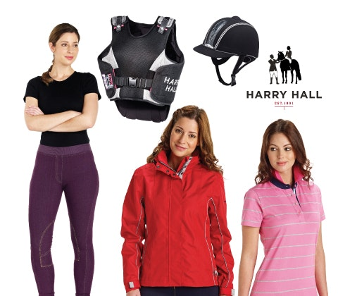 Harry Hall clothing sweepstakes