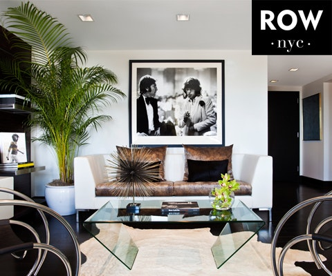 Stay in Row NYC's Paparazzi Penthouse Suite sweepstakes