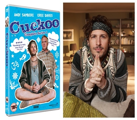 cuckoo dvd  sweepstakes