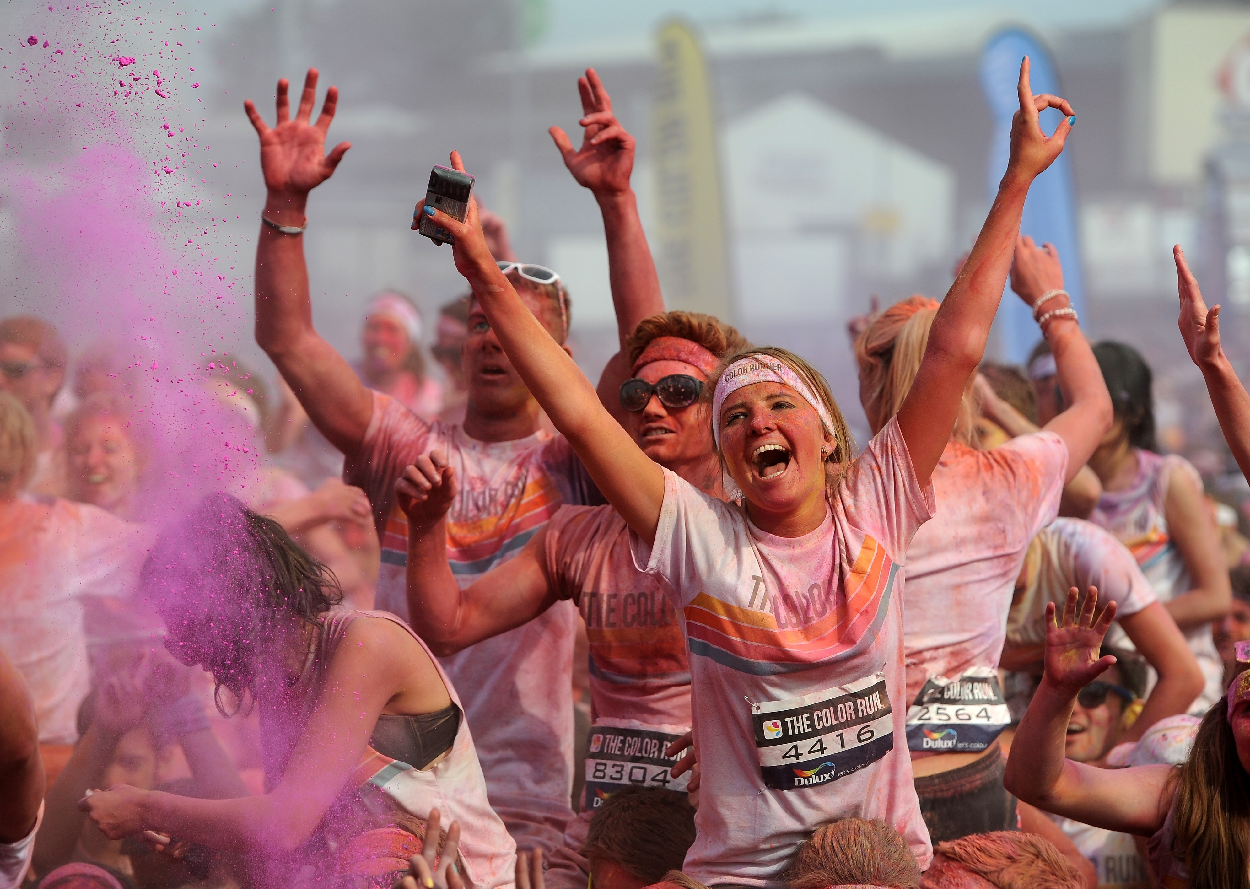 tickets to colour run  sweepstakes