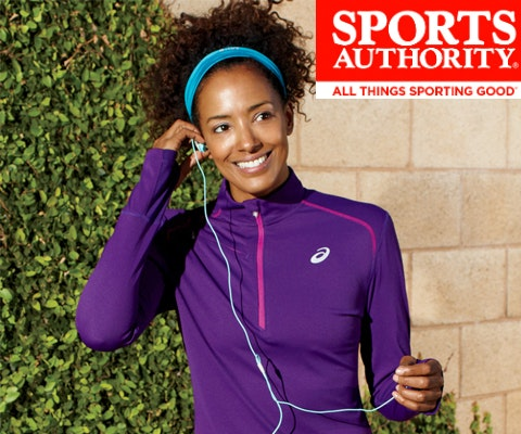 100 Sports Authority Gift Card sweepstakes