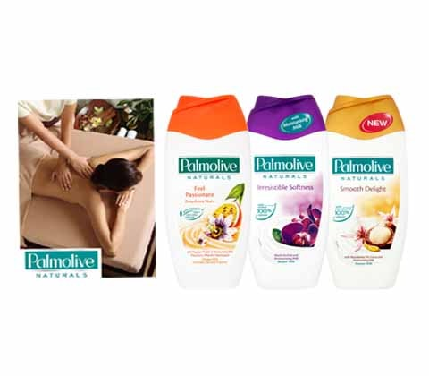 Win £750 in Tesco vouchers with Palmolive sweepstakes