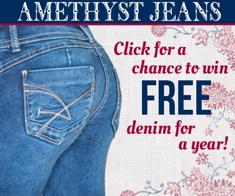 Denim for a Year sweepstakes