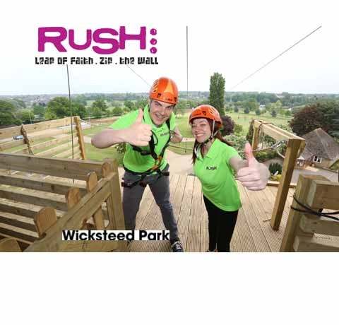 Wicksteed Park sweepstakes