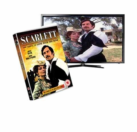 Scarlett DVD sweepstakes