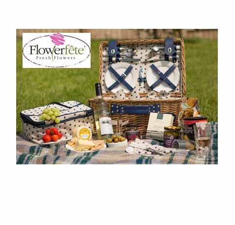 Flowerfete Picnic Hamper sweepstakes