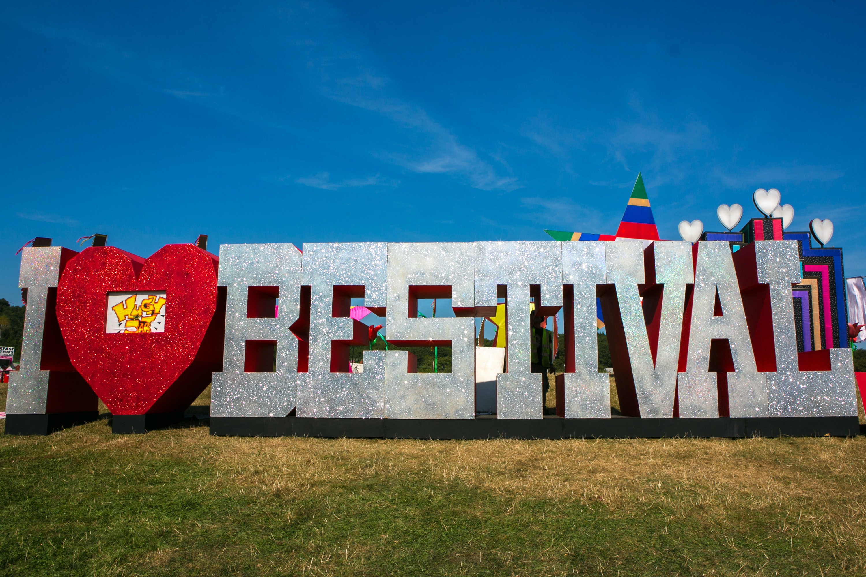Bestival 2014 sweepstakes