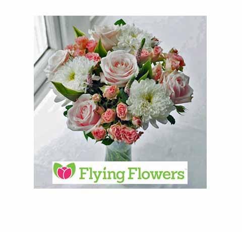 Flying Flowers sweepstakes