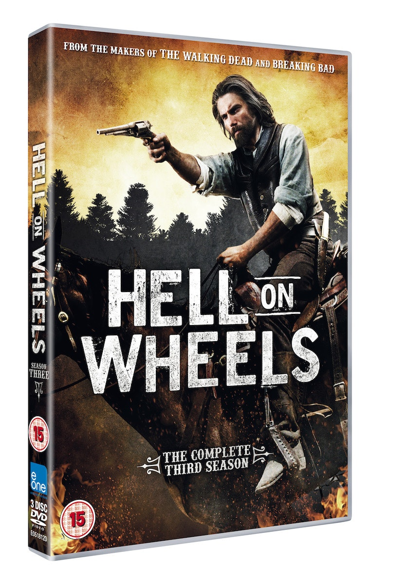 Hell On Wheels sweepstakes