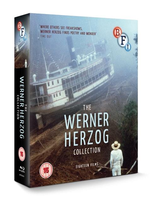 Werner Herzog Bundle sweepstakes