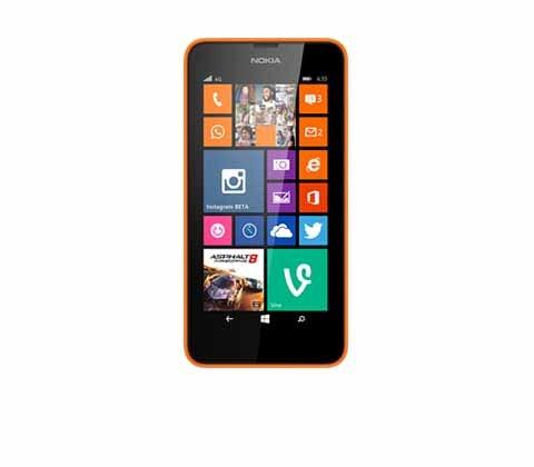 Nokia Lumia 635 Smartphones sweepstakes