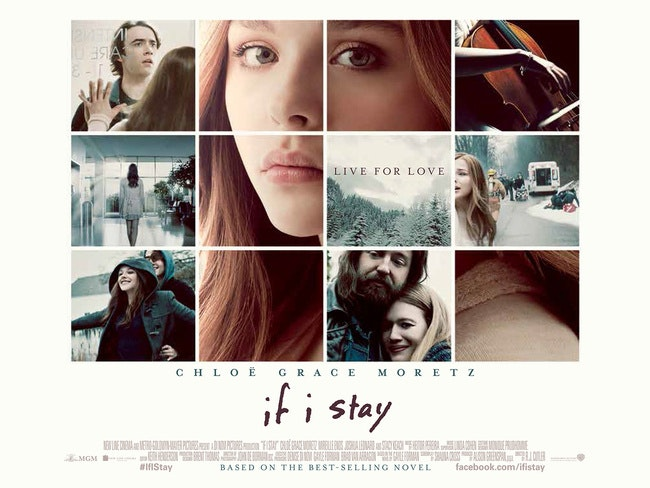 If I Stay film sweepstakes
