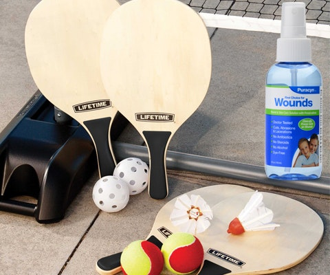 Outdoor Game Set from Puracyn sweepstakes
