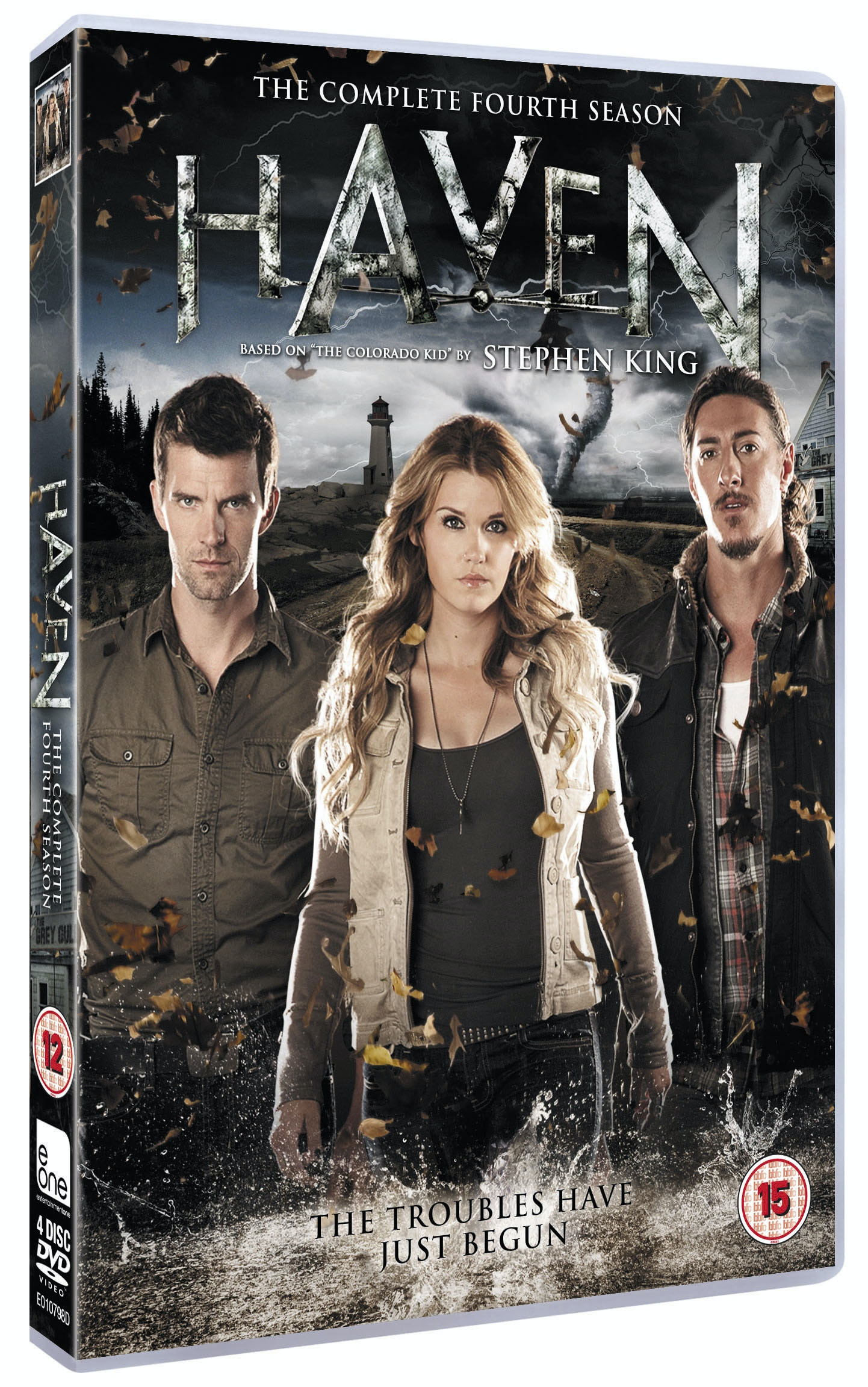Haven DVD sweepstakes