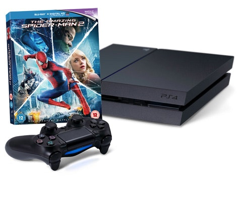 PlayStation 4 sweepstakes