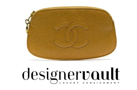 Chanel Wristlet from Designer Vault sweepstakes