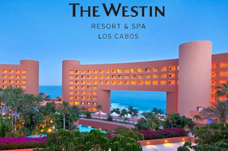 Stay for Two at The Westin Resort and Spa in Los Cabos sweepstakes
