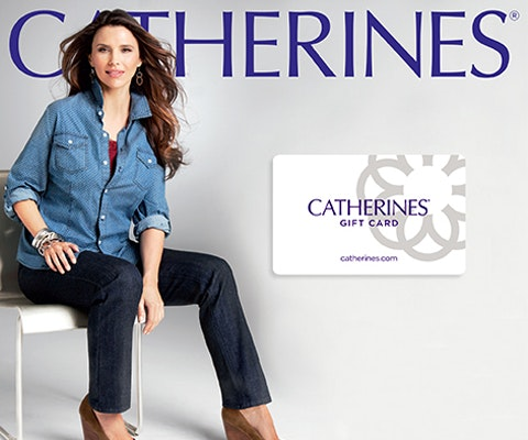 Catherines gift card giveaway