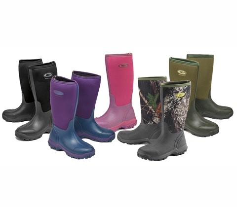 Frostline performance boot sweepstakes