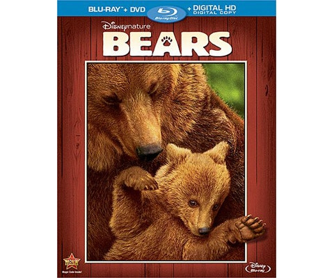 Bears dvd giveaway