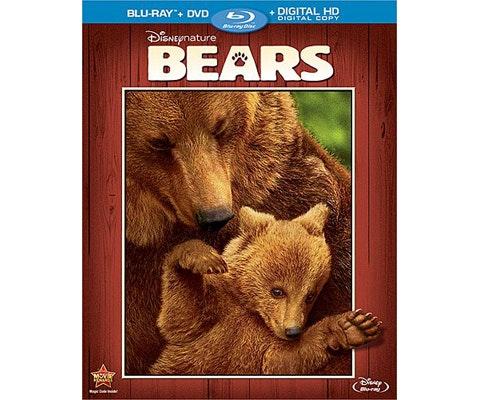 "Disneynature's ""Bears"" on DVD sweepstakes"