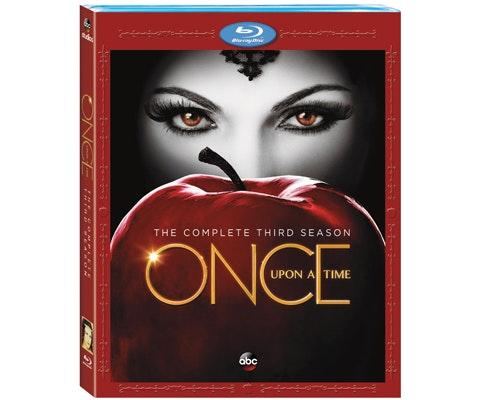 """""""Once Upon a Time: Season 3"""" on Blu-ray Combo sweepstakes"""