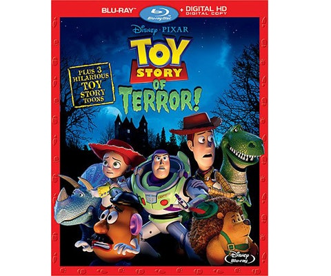 Toy Story of Terror on Blu-ray and Digital HD sweepstakes