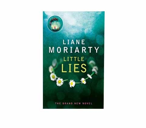 Little Lies by Liane Moriarty sweepstakes