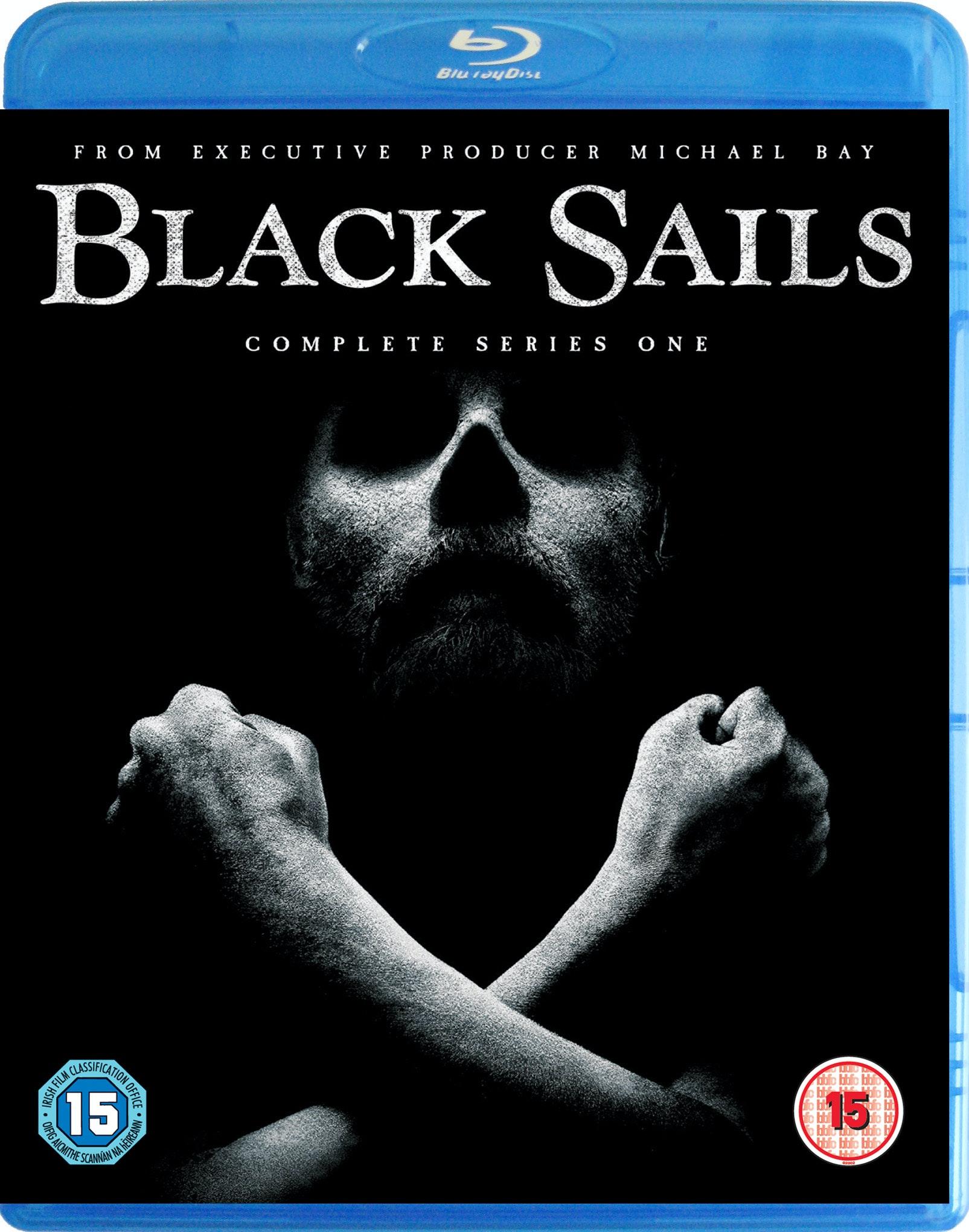 Black Sails blu-ray sweepstakes