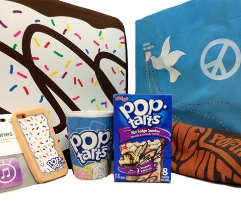 Poptarts demi lovato giveaway