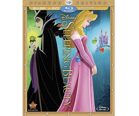 Disneys Sleeping Beauty Diamond Edition on Blu-ray sweepstakes