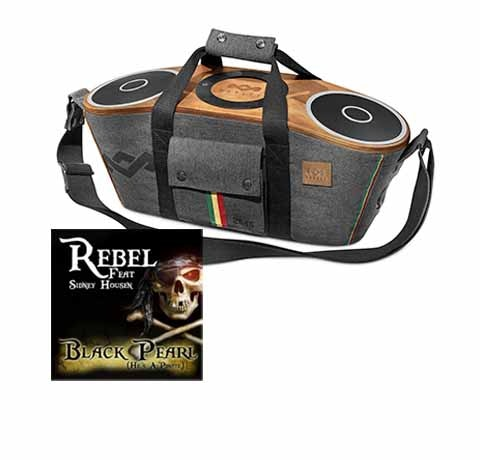 Black Pearl CD sweepstakes