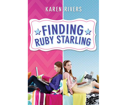 FINDING RUBY STARLING by Karen Rivers sweepstakes