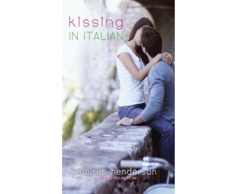 KISSING IN ITALIAN by Lauren Henderson sweepstakes