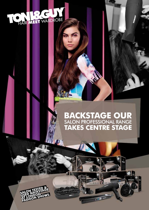 Toni and Guy sweepstakes