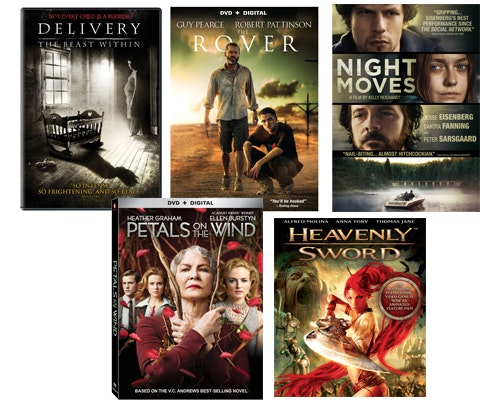 Suspense action movies prize september