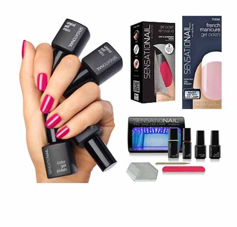 Nailene Sensationail products sweepstakes