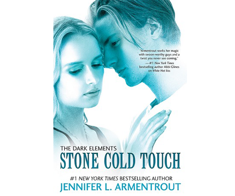 STONE COLD TOUCH by Jennifer L. Armentrout sweepstakes