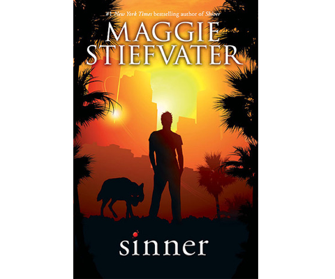 SINNER by Maggie Stiefvater sweepstakes