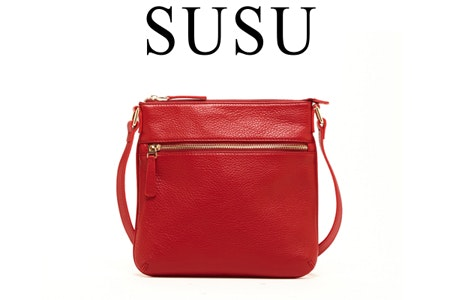 SUSU Handbags Saxon Crossbody Bag sweepstakes