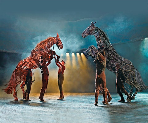 Tickets to War Horse and hotel stay sweepstakes