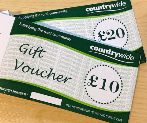 Countrywide sweepstakes
