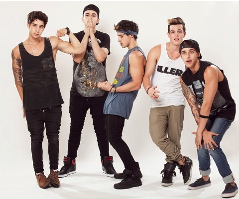 Tickets to see The Janoskians in NYC sweepstakes