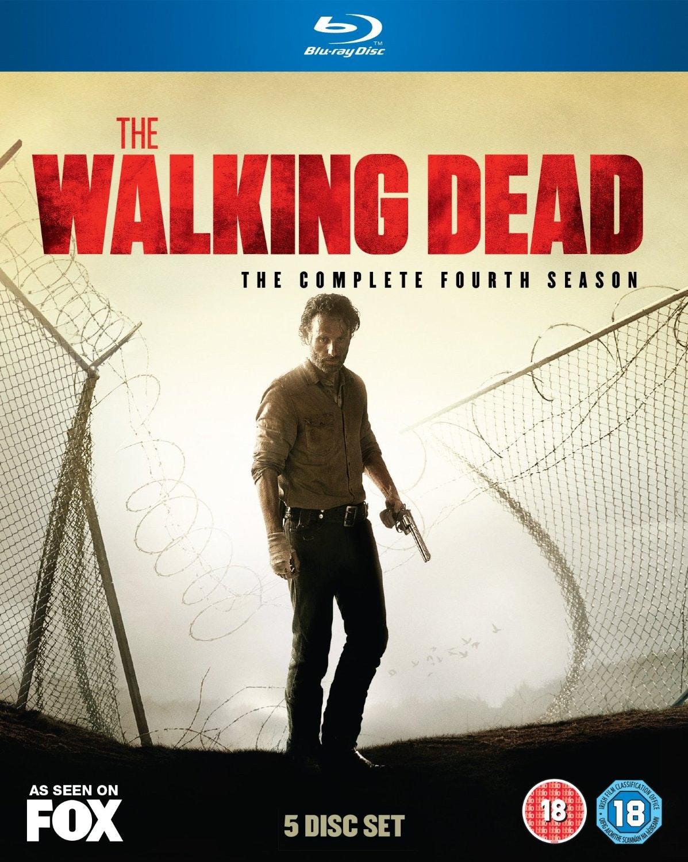Walking Dead sweepstakes