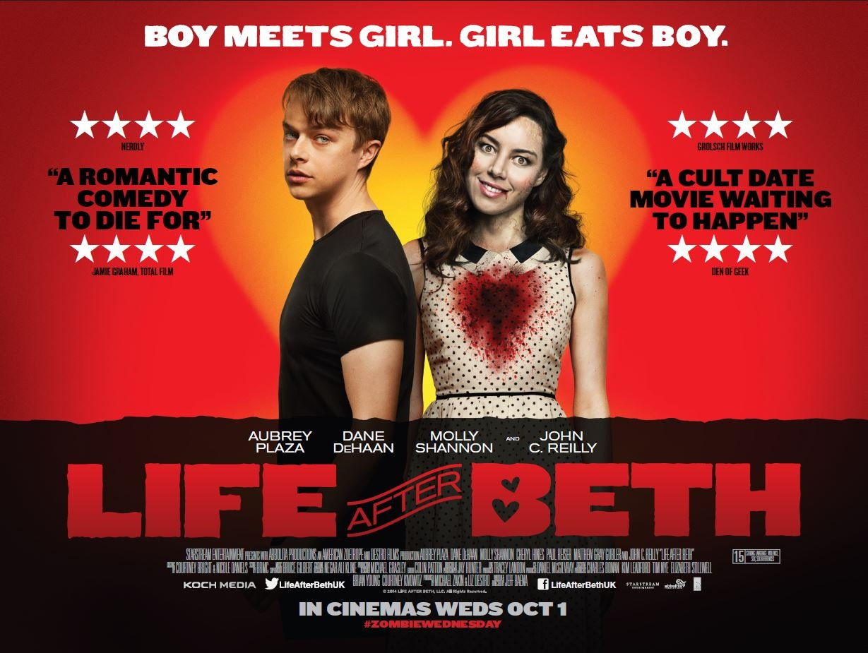 Life After Beth sweepstakes