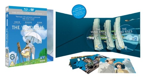 WIN THE WIND RISES Goody Bag sweepstakes