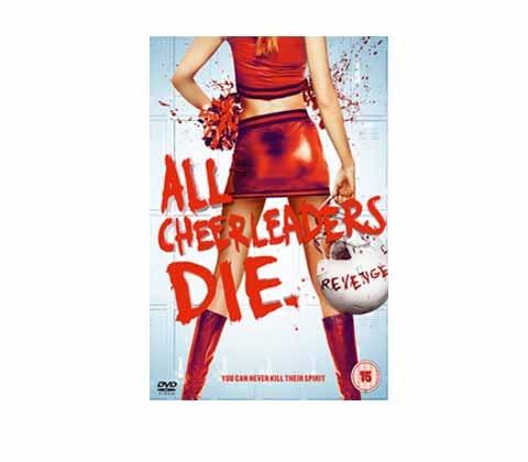 Win 8 x All Cheerleaders Die DVD sweepstakes