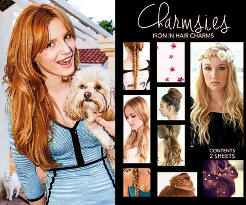 Bella's Hair Charms sweepstakes