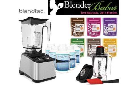 Blender Babes Prize Package sweepstakes