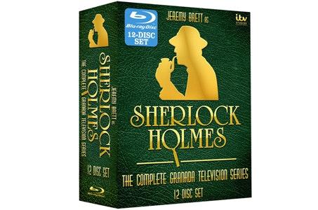 Sherlock holmes small
